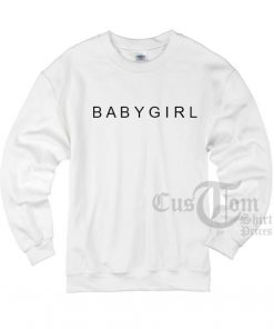 Babygirl Custom Sweater