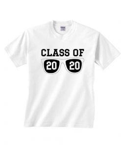 Class of 2020 Sunglasses T-shirts