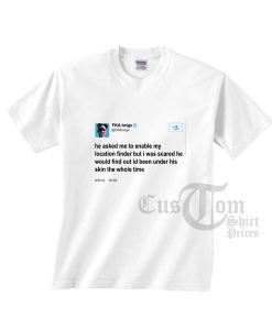 Fka Twigs Quotes T-shirts