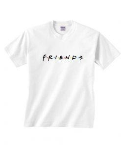 Friends Logo T-shirts