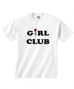 Girl Club T-shirts