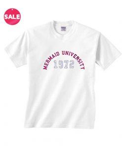 Mermaid University 1972 T-shirts