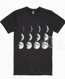 Moon Phase T-shirts