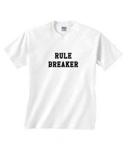 Rule Breaker T-shirts