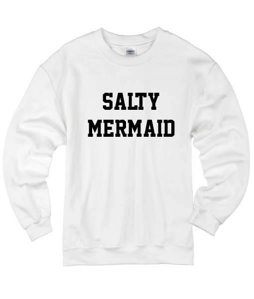 Salty Mermaid Sweater