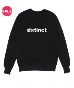 Extinct Internet Explorer Custom Sweater