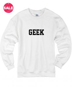 Geek Simple Sarcasm Funny Sweater