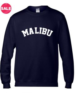 Malibu Logo Custom Sweater