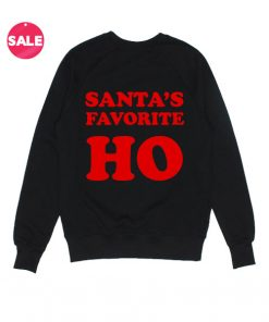 Santa's Favorite Ho Custom Sweater