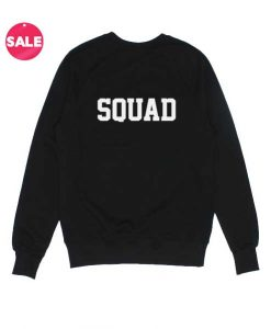 Squad Logo Custom Sweater