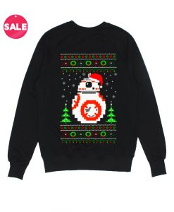 BB-8 Star Wars Ugly Christmas Sweater
