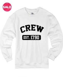 Crew Est 1790 Winter Sweater