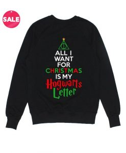 Harry Potter Gift Ugly Christmas Sweater