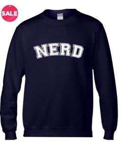 Nerd Logo Sweater Funny Sweatshirt