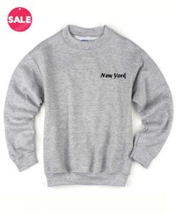 New York Logo Sweater Funny Sweatshirt