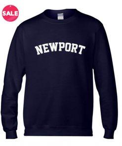 Newport Logo Winter Sweater