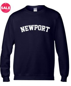 Newport Logo Winter Sweater