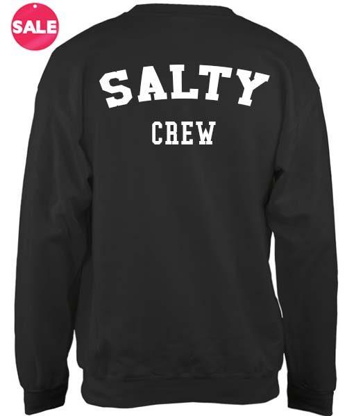 Salty Crew Sweater Funny Sweatshirt