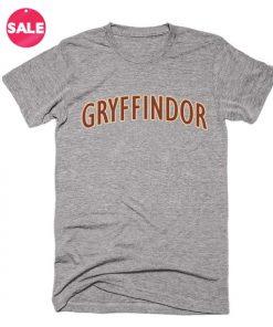 Gryffindor Logo Women Fashion Custom Tees