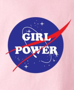 Pink 7 247x300 Girl Power Nasa Tank Top
