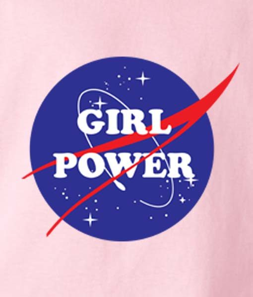 Pink 7 510x599 Girl Power Nasa Tank Top