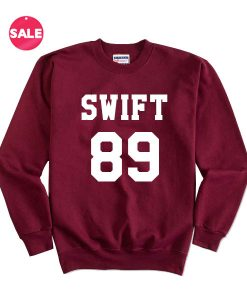 Taylor Swift 89 Sweater Funny Sweatshirt
