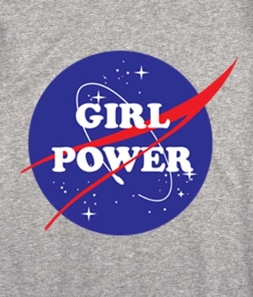 sport grey 14 510x599 Girl Power Nasa Custom Hoodies Quote