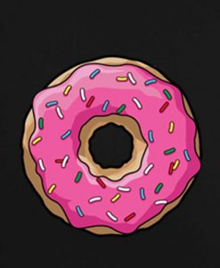 Black 6 247x300 Donut Tank Top Logo