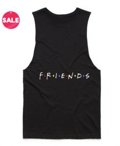 Friends Logo Tank Top