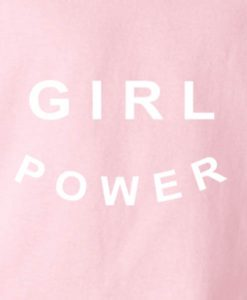 Pink 1 247x300 Girl Power Tank Top