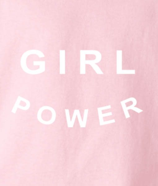 Pink 1 510x599 Girl Power Tank Top