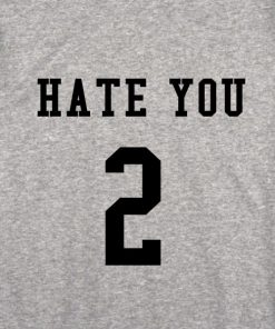 sport grey 3 247x296 Hate You 2 Tank Top
