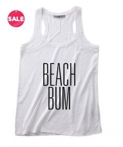 Beach Bum Summer Tank top