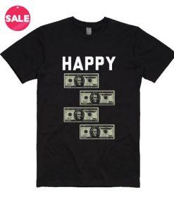 Happy 420 Dollar T-Shirt