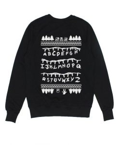 ABC Stranger Things Sweater