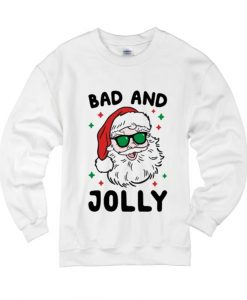 Bad And Jolly Sweater
