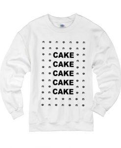 Cake Cake Cake Sweater