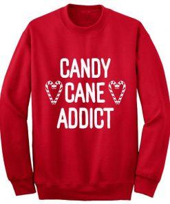 Candy Cane Addict Sweater