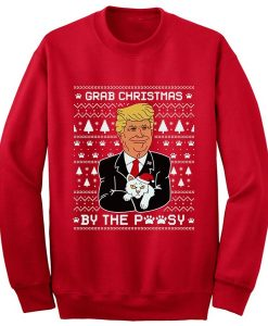Grab Christmas By The Pussycat Donald Trump