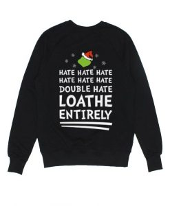 Loathe Entirely Sweater