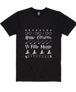 Potter Happy Christmas T-Shirt
