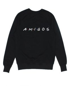 Amigos Friends Sweater