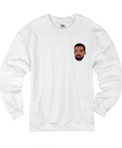 Crying Drake Pocket Sweater