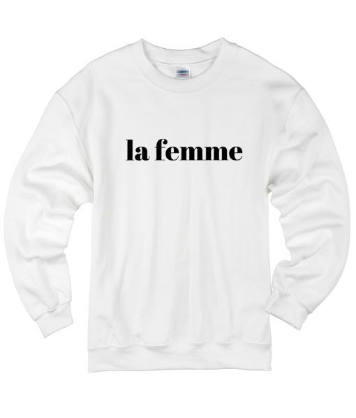 La Femme Sweater
