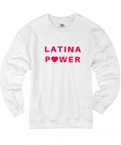 Latina Power Sweater