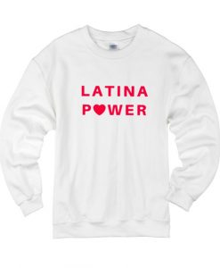 Latina Power Sweater