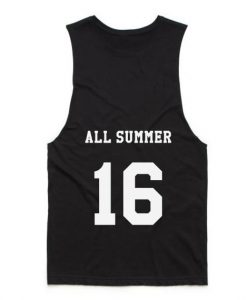 All Summer 16 Tank top