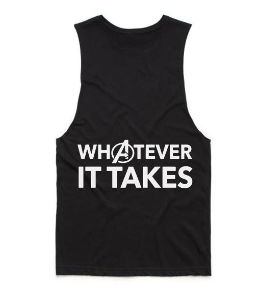 Avengers Endgame Whatever It Takes Tank top