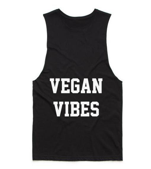 Vegan Vibes Tank top