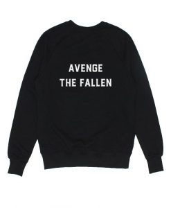 Avenge The Fallen Sweater